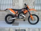 KTM 125 EXC 2008 - mejor precio   unprecio.es