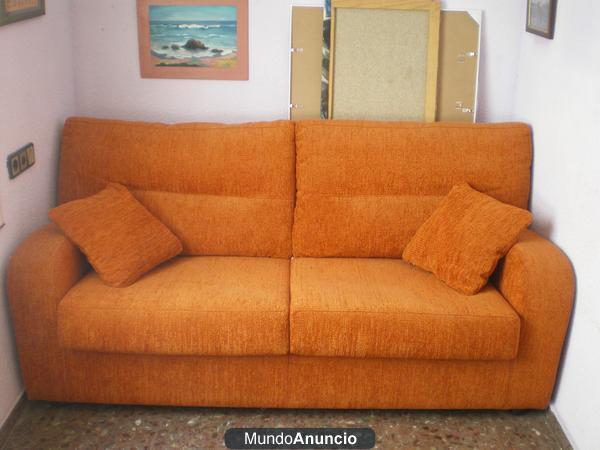 Sof cama sin estrenar 269773 mejor precio for Sofa cama sin somier