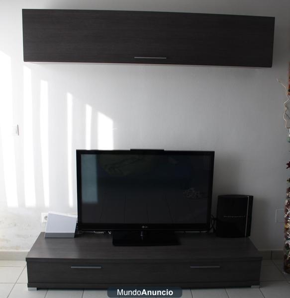 Mueble de salon moderno mejor precio for Mueble moderno salon