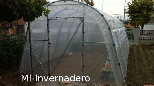 Invernadero Huerta y Jardin