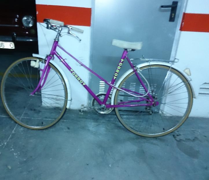 Se Vende Bicicleta De Paseo Antigua Torrot Para Mujer Mejor Precio Unprecio Es