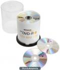 AmazonBasics - Torre de DVD+R de 4,7 GB (16x, 100 unidades) - mejor precio | unprecio.es