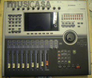 MESA DIGITAL WORKSTATION YAMAHA AW2816