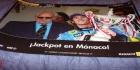 Póster victoria Mónaco 2004 Giancarlo Fisichella - mejor precio | unprecio.es