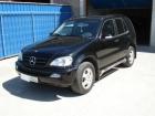 Venta de Mercedes ML 270 CDI '03 en Huesca - mejor precio | unprecio.es