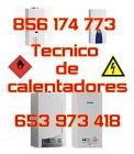 servicio tecnico de calentadores y termos electricos - mejor precio | unprecio.es