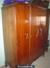 Dormitorio de Caoba realizado a mano 40 años - mejor precio | unprecio.es