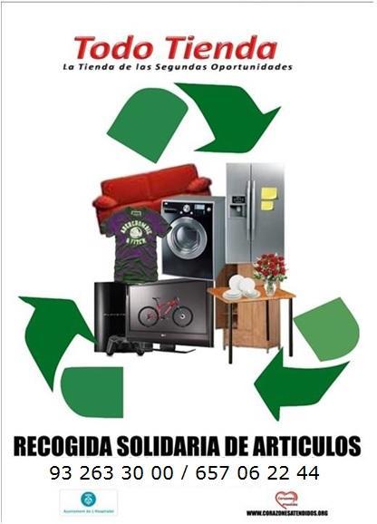 Recogida soliraria de articulos org 122736 - mejor precio  unprecio.es