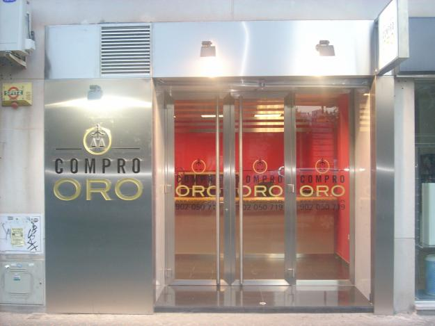 Compro Oro España SL - Compramos oro al peso - Nueva tienda en Sevilla capital