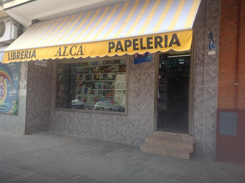 Traspaso libreria m stoles mejor precio for Oficina correos mostoles