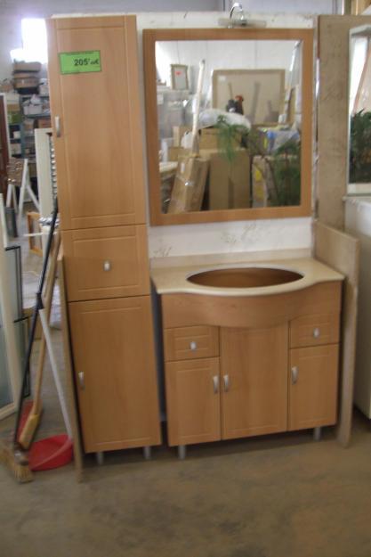 Mueble de ba o a precio de liquidacion mejor precio for Muebles para banos precios