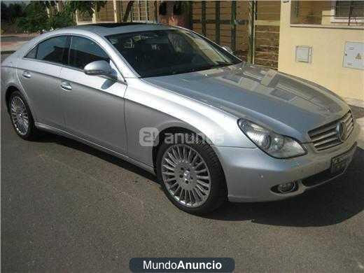 Mercedes benz clase cls cls 500 954371 mejor precio for Mercedes benz cls 500 precio