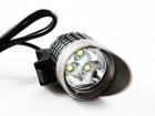 Linterna 3 LED 3800 lumen POTENTE batería 7000 mAh - mejor precio   unprecio.es