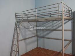 Vendo estructura met lica de cama alta 172733 mejor for Estructura cama alta