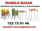Ofertas en conjuntos de sillas,taburetes y mesas para hostelería - mejor precio | unprecio.es