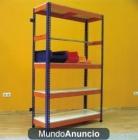 estanteria metalica de almacenaje - mejor precio | unprecio.es