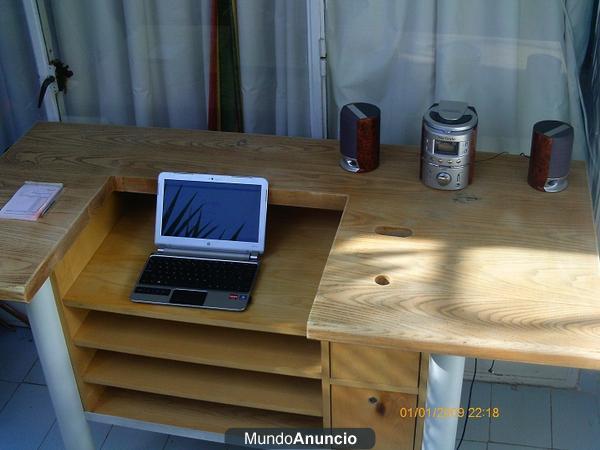 Vendo Mueble Mesa Escritorio Para Almacen Oficina O Tienda Mesa De