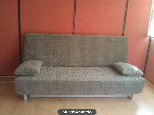 Vendo sofa cama nuevo beddinge havet de ikea y armario for Sofa cama armario