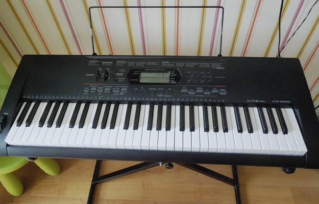 teclado Casio CTK