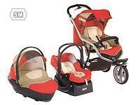 vendo carro de bebe totalmente equipado