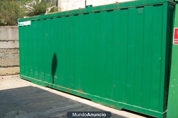 Modulos casetas de obra segunda mano free mdulo sanitario for Caseta chapa segunda mano
