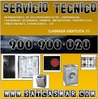 Serv. tecnico westinghouse barcelona 900 900 020 | rep. electrodomesticos. - mejor precio | unprecio.es