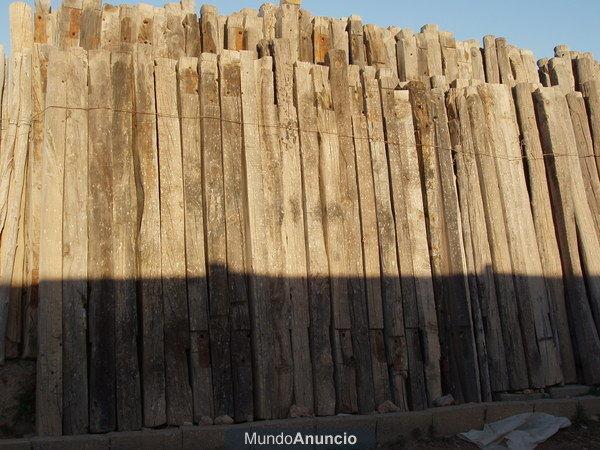 Madera de traviesas de roble de 2 5 m de longitud mejor - Precio madera de roble ...