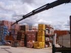 VOLVO FL-6  14 Tn.  CON PLUMA HIAB  4 PROLONGAS - mejor precio | unprecio.es