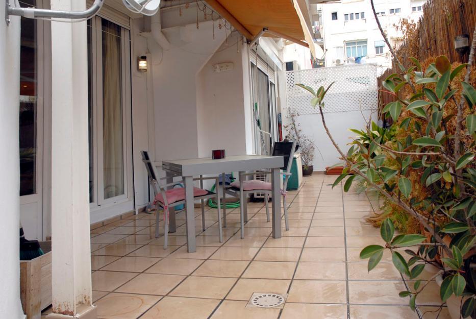 Vivienda con terraza de 25 m2 en ruzafa completamente for Viviendas para terrazas