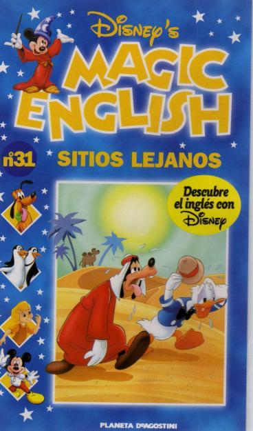 VIDEOS VHS MAGIC ENGLISH