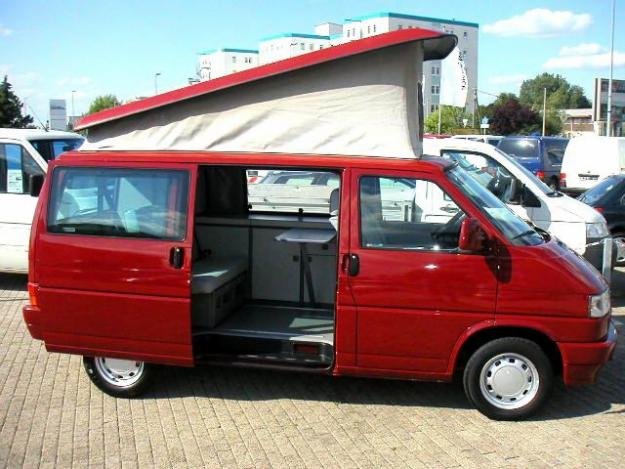 VW CALIFORNIA WESTFALIA 1900 TD