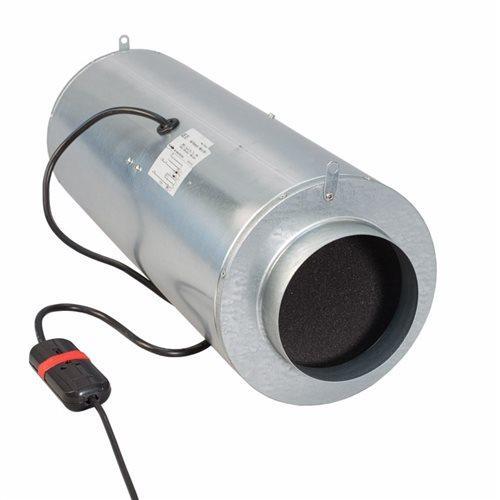 Extractor iso max 200 870 m3 h 3 velocidades 121629 - Extractor integrado ...