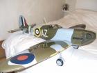 vendo avion Spitfire rc (equipo completo) - mejor precio | unprecio.es