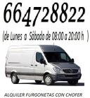 Mudanzas economicas, furgonetas de alquiler - mejor precio | unprecio.es