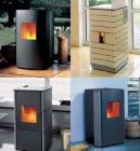 Venta de estufas y calderas de pellets (biomasa). Gran variedad, alto - mejor precio | unprecio.es