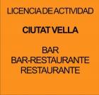 Venta de Licencia de bar, barrestaurante o restaurante - mejor precio | unprecio.es