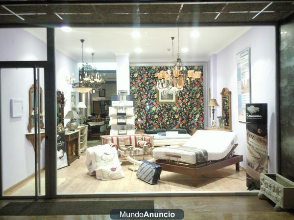 Traspaso Bonita Tienda de Muebles y Decoración 302926 - mejor precio  unprec...