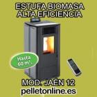 Estufa de alta eficiencia - mod jaen 12 - ENVIO A DOMICILIO - mejor precio | unprecio.es