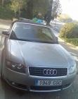 Audi A4 cabrio - mejor precio | unprecio.es