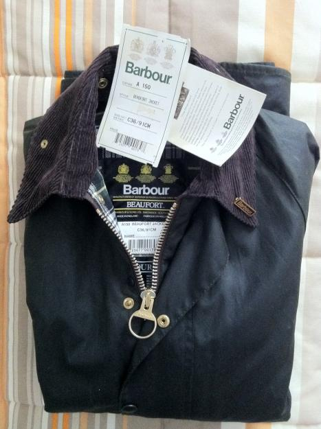 Barbour Beaufort Verde
