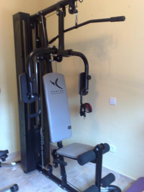 Maquina de musculaci n 708845 mejor precio for Maquinas de musculacion