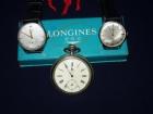 Relojes  LONGINES / MOVADO   ORIGINALES   ANTIGUOS - mejor precio | unprecio.es