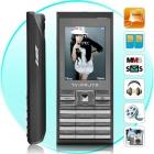 Titanium – teléfono cuatribanda con pantalla táctil y proyector - mejor precio   unprecio.es