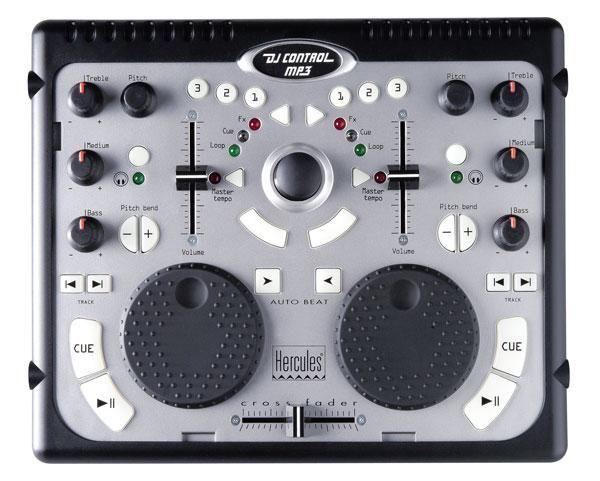 mesa de mezclas hercules dj control mp3 632086 mejor