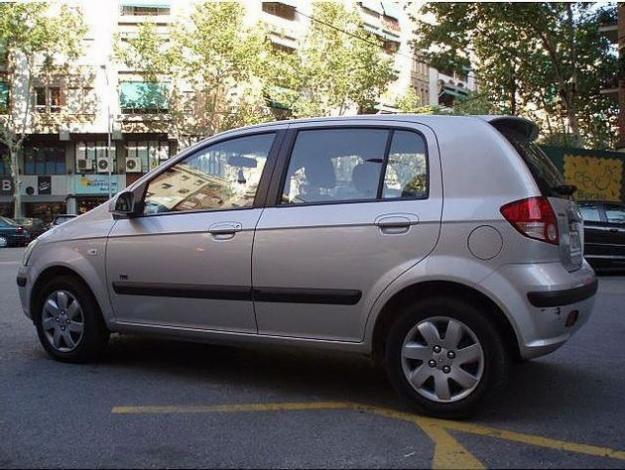 Comprar coche hyundai getz crdi 39 05 en barcelona mejor - Comprar parking en barcelona ...