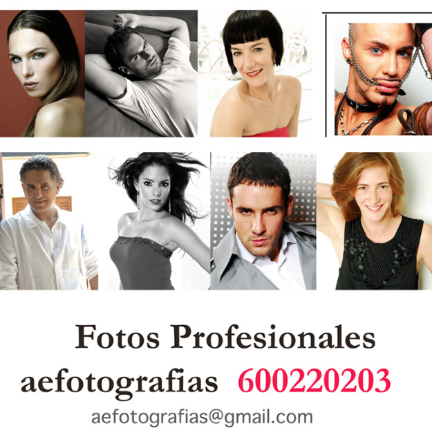 books, modelos  actores , video books