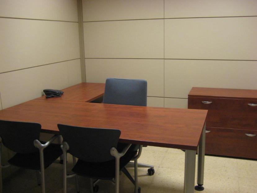 Alquiler despacho equipado en diagonal