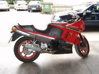vendo kawasaki GPX 600 R