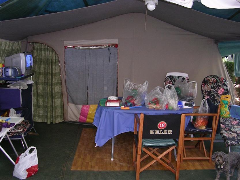 Tiendacarro de camping brisa buen precio mejor - Segunda mano camping ...