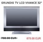 GRUNDIG TV LCD VIVANCE 32'' - 675 Eur - www.bitdiva.com - mejor precio | unprecio.es